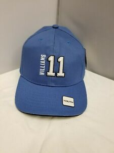 Detroit Lions NFL Official Product Youth/Children Unisex William Blue Cap OSFM