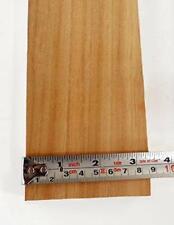 20 Square Feet of 100% heartwood PLANED teak lumber 7/8