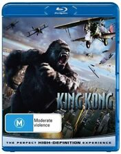 KING  KONG  BLU-RAY  BRAND  NEW  REGION  B   NAOMI WATTS