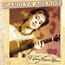 CAROLYN ARENDS - I Can Hear You (CD 1995) USA First Edition MINT CCM Folk Gospel