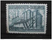 timbres Belgique : sidérurgie 1948 **