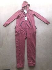THE NORWEGIAN ORIGINAL One Piece Jump In Jumpsuit Maroon/Red NEW Size Large