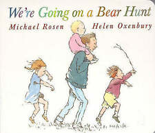 We're Going On A Bear Hunt  by Michael Rosen (paperback book, 1993) walker