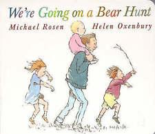 We're Going on a Bear Hunt (Walker story board books), Michael Rosen | Board boo