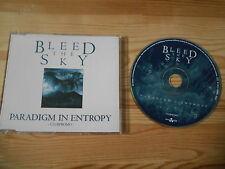 CD Metal stupidaggine the Sky-Paradigm in Entropy (2) canzone PROMO Nuclear Blast