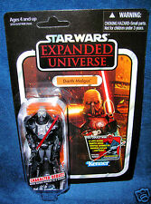 STAR WARS EXPANDED UNIVERSE DARTH MALGUS MAUL PK VINTAGE JEDI SITH HOT UNPUNCHED