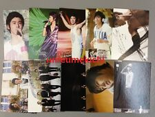 RARE TVXQ DBSK Tohoshinki U-Know Yunho official 10 star collection cards