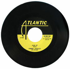 "TOMMY RIDGLEY  ""JAM UP TWIST      R&B    LISTEN!"