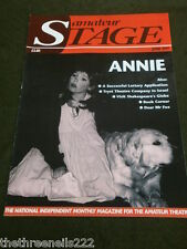 AMATEUR STAGE - TRYST THEATRE COMPANY IN ISRAEL - JUNE 1997