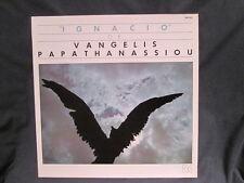 IGNACIO soundtrack - VANGELIS PAPATHANASSIOU - EGG Records (FRANCE)  LP