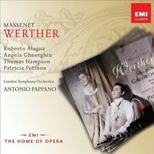 Massenet: Werther, New Music