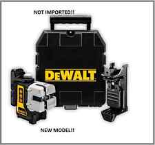 DeWalt Self Levelling 3 Line Laser Level Combo Kit DW089K-XE NEW MODEL!!