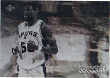 David Robinson 1991-92 Upper Deck Hologram Rebounds AW6 UD