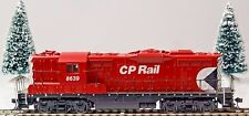 Athearn GP9 CP Rail #8639, Blue Box, Powered Custom Painted HO Scale Locomotive