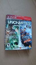 Uncharted Dual Pack [Greatest Hits] (Sony Playstation 3)