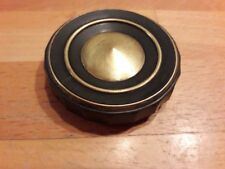 1 Radiodrehknopf Philips Capella / tube radio knob