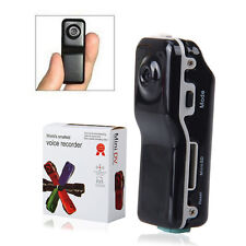 Full HD Hidden Spy Camera Video Car DVR Night Vision Cam Recorder Camcorder US
