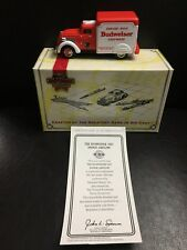 Matchbox Collectibles The Budweiser 1937 Dodge Airflow Truck YVT02-M NEW