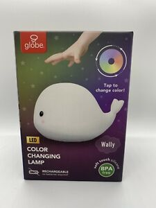 Tiktok Whale Night Light, Wally Color Changing Light