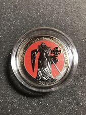 2019 Iron Cross 5 Mark Germania Silver Coin 1oz