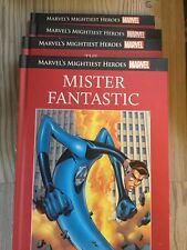 4 Marvels Mightiest Heroes Graphic Novels The Fantastic Four Set