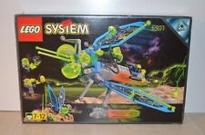 01003 LEGO Space Insectoids - Sonic Stinger 6907 + BOX & PLAN