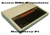 Acorn BBC B ~ Raspberry Pi emulator, with ultimate software collection