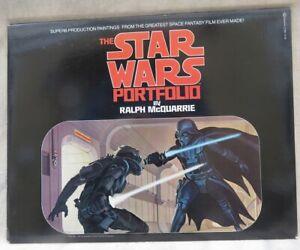 The STAR WARS PORTFOLIO - Ralph McQuarrie - Portfolio of prints