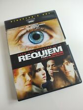 Requiem for a Dream Dvd with Foldout Poster / Booklet + Lasting Gangrene Imagery