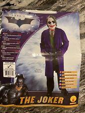 The Joker Costume Teen Tween Size 14-16 Batman Villain Tween Size Medium