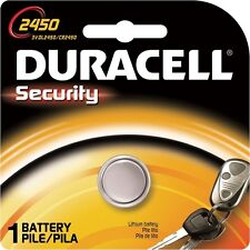 BATTERIA DURACELL LITHIO BOTTONE PZ.1 2450 DL2450 CR2450 ECR2450