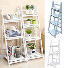 Large Plant Stand Flower Pot Holder Shelf Rack Planter Display Shelving Ladder
