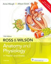 ✔️ Ross & Wilson Anatomy And Physiology Health Illness 13th Edition