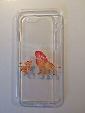 Disney Lion King Simba Clear Silicone Gel Case For iPhone 7 Or 8. Birthday