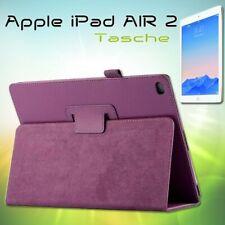 Backcover Tasche aufstellbar für Apple iPad Air 2 2014 Etui Case Hülle Motiv 2