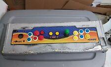 Japanese style arcade control panel #5