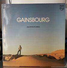 Serge GAINSBOURG > AUX ARMES ET CAETERA > LP 1979 Original ( MINT- / MINT ) !!!!