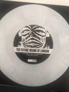Andrew Weatherall Remix - Papa New Guinea - F.S.O.L White Vinyl
