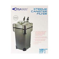 RESUN EF1600 AQUA SYNCRO Xtreme Aquarium External Canister Filter AE160