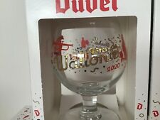 Rare Verre duvel collector  Fêtes De Wallonie 2020 collection  Glas glass