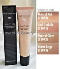 Nutrimetics Beauty Veil Liquid Foundation 30ml New with Box pick ur color RRP$28