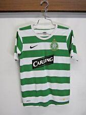 vtg Celtic Football Club Jersey Lisbon Lions 40th anniversary kids' sz 12/13 L