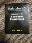 Babylon 5 - The Scripts of J. Michael Straczynski  [ Volume 4 used