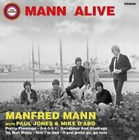 Manfred Mann's Earth Band - MANN ALIVE [CD]