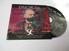 CD Série Spectaculars Classics - Dvorak (pochette cartonnée)