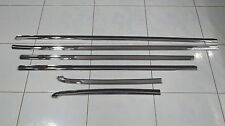 FORD EVEREST 2015 CHROME LINE WINDOW SILL COVER SET OF6