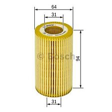 BOSCH Element Oil Filter F026407068 - Single