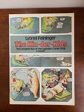 The KIN DER KIDS Complete Run Classic Comic Strip LYONEL FEININGER Paperback TPB