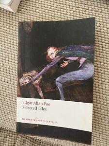 Edgar Allan Poe , Selected Tales 9780199535774