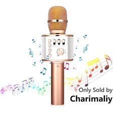 Wireless Karaoke Microphone 3-in-1 Portable Built in Bluetooth 4.1 Speaker
